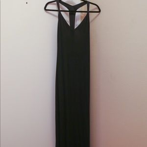 Urban Outfitters Maxi Dress Black Large